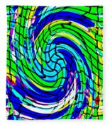 Designer Phone Case Art Colorful Rich Bold Abstracts Cell Phone Covers Carole Spandau Cbs Art 137   Fleece Blanket