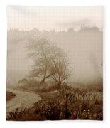 Desolation  Fleece Blanket