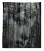 Destination Uncertain Fleece Blanket