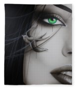 Deviant II Fleece Blanket