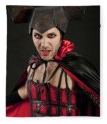 Devil 2 Fleece Blanket