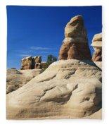 Devils Garden, Utah Fleece Blanket