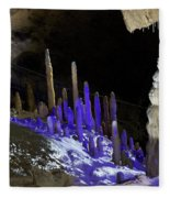 Devils's Cave 6 Fleece Blanket