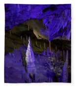 Devils's Cave 7 Fleece Blanket