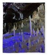 Devils's Cave 8 Fleece Blanket