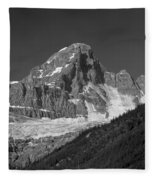 1m3728-bw-diadem Peak Fleece Blanket