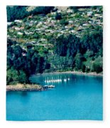 Diamond Harbour Fleece Blanket