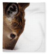Digging Fleece Blanket
