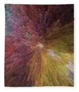 Digital Crystal Art Fleece Blanket