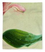dim colours II Fleece Blanket