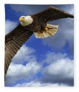 Dinner Flight Fleece Blanket