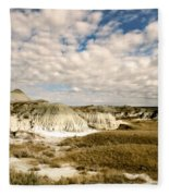 Dinosaur Badlands Fleece Blanket
