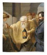 Diogenes Fleece Blanket
