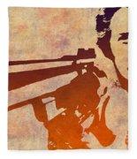 Dirty Harry - 2 Fleece Blanket