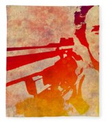 Dirty Harry - 4 Fleece Blanket