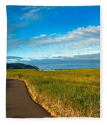 Discovery Trail Fleece Blanket