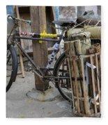 Disney Bicycle Fleece Blanket