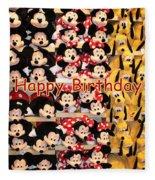 Disney Cuddlies Fleece Blanket