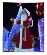 Disney Santa Fleece Blanket