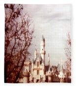 Disneyland 1977 Fleece Blanket