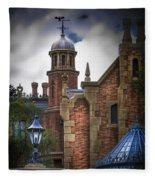 Disney's Haunted Mansion Fleece Blanket