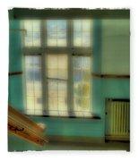 Distant Memories - Pullman High School Fleece Blanket