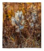 Ditch Beauty Fleece Blanket
