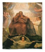Divine Genesis Fleece Blanket