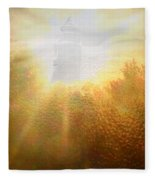 Divine Light Fleece Blanket
