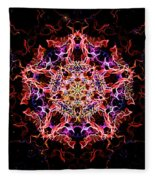 Divine Mother Fleece Blanket