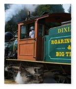 Dixiana Engine 4 Fleece Blanket