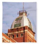 Dixie Beer Headquarters 2 Fleece Blanket