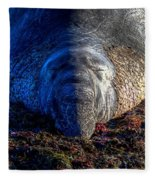 Do Not Disturb Fleece Blanket