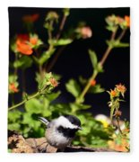 Do You Have Any Flowers That Lived Fleece Blanket