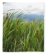Dobie Swamp Tails Fleece Blanket
