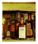 Doctor - Syrup Of Ipecac Fleece Blanket