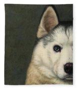Dog-nature 9 Fleece Blanket