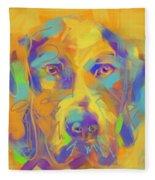 Dog Noor Fleece Blanket