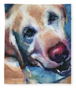 Doggie Breath Fleece Blanket