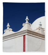 Dome At The Mission Fleece Blanket