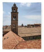 Dominican Monastery Fleece Blanket
