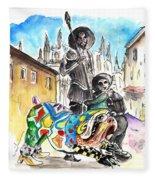 Don Quijotes New Pet Fleece Blanket