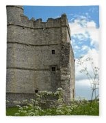 Donnington Castle Fleece Blanket