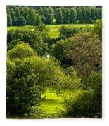 Donnington Grove Newbury Fleece Blanket