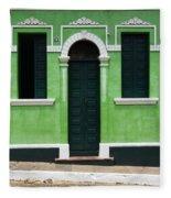 Doors And Wndows Lencois Brazil 7 Fleece Blanket
