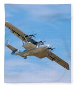 Dornier Do-24 Fleece Blanket
