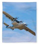 Dornier Do-24 Fleece Blanket