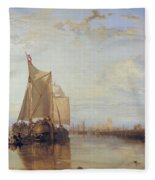 Dort Or Dordrecht Fleece Blanket