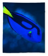 Dory Fleece Blanket