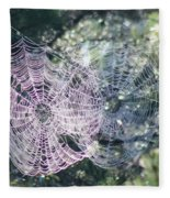 Double Webbed Fleece Blanket